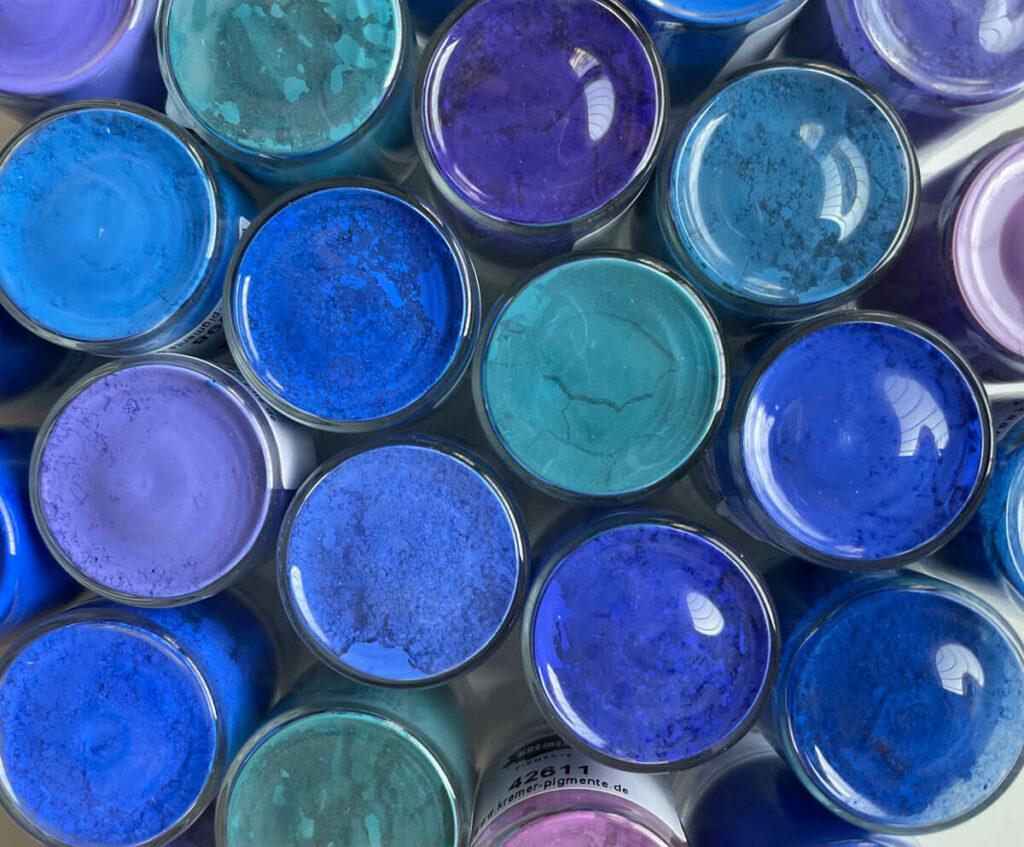 Pigmente Artgalerie Andrea